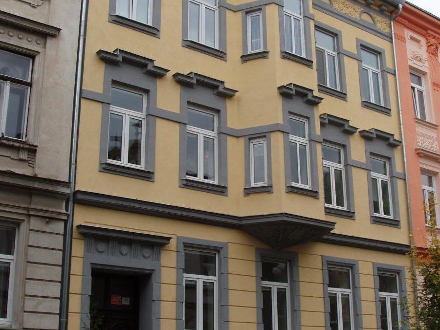 Mozartova 35, Olomouc