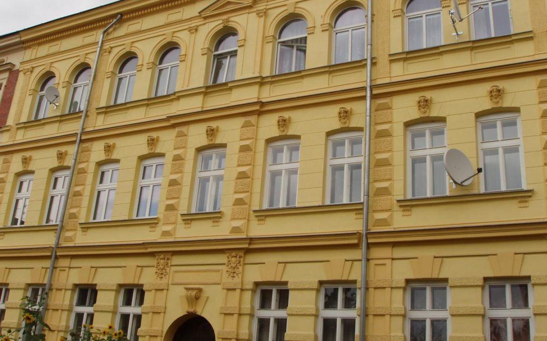Mozartova 12, Olomouc