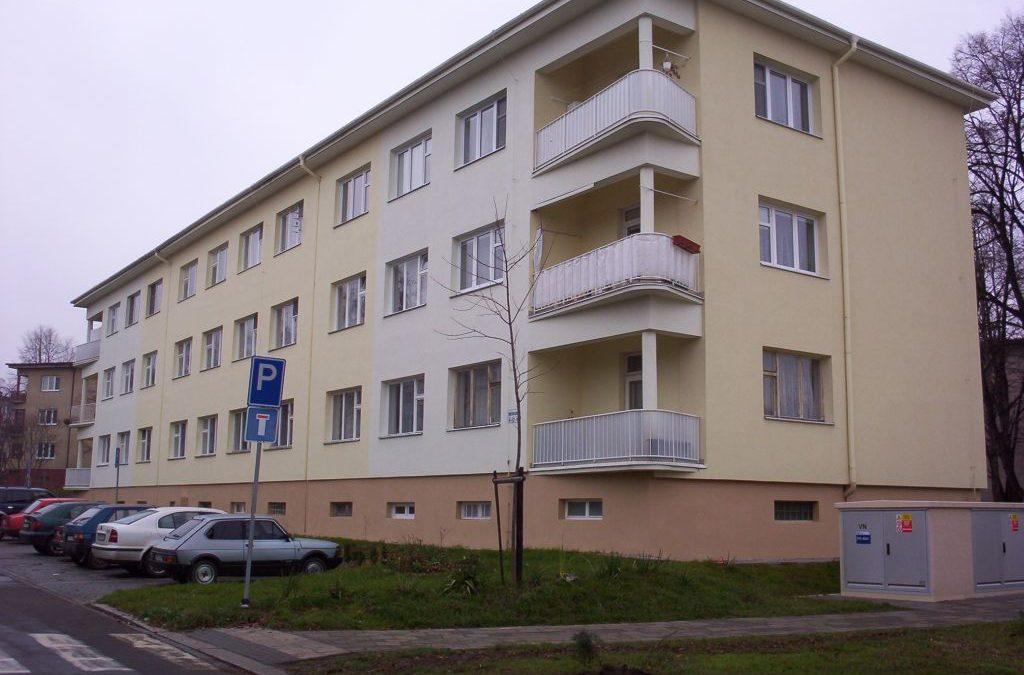 Helsinská 10-12-14, Olomouc