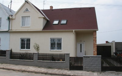 Rekonstrukce domu Balbínova