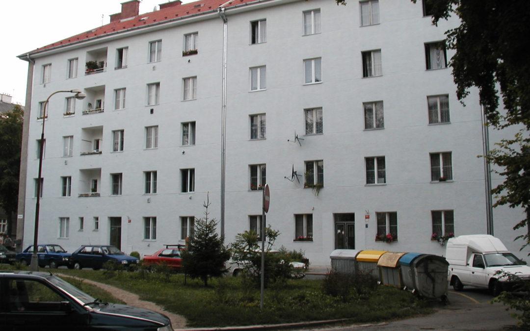 Charkovská 1, 3, 5