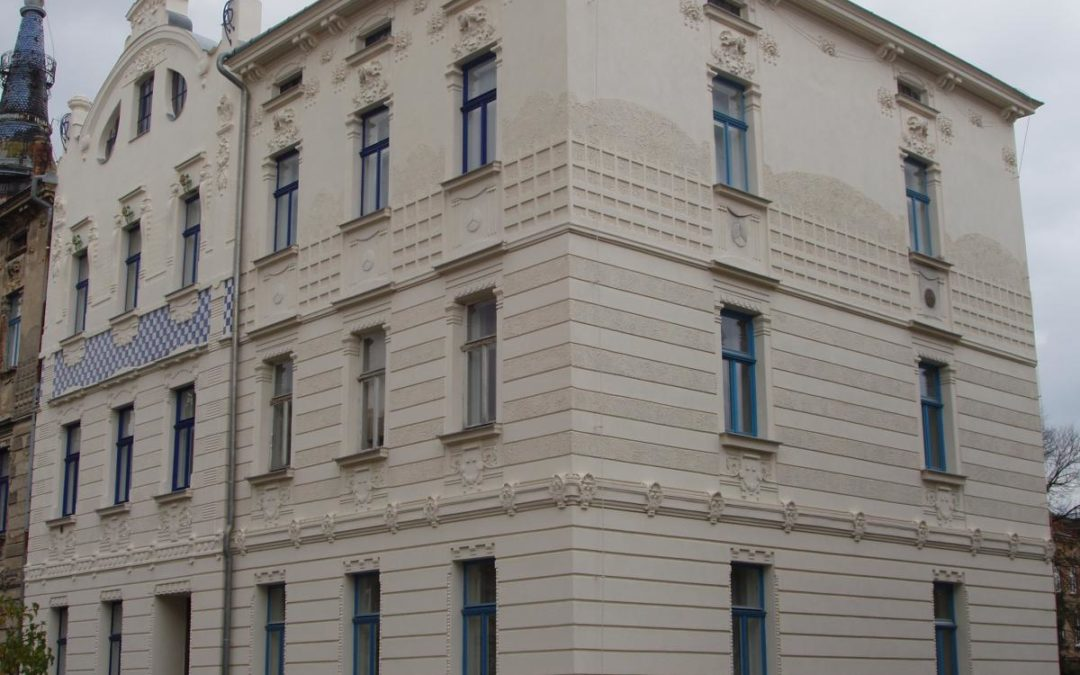 Reslova 15, Olomouc
